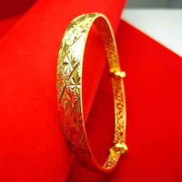 For a long time does not fade gold bracelet female 999 gold gold gold jewelry simulation Vietnam Bracelet Mantianxing mother
