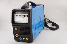 Wholesale HITBOX V MIG200 in ARC TIG MIG digital control welding machine with mig tig torch accessaries