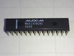 Wholesale MAX197BCNI MAX197B dual in line pin dip plastic package MAX197 SPECIALTY ANALOG CIRCUIT PDIP28 Electronic Components IC