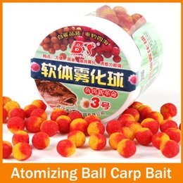 Wholesale HOT SELL fishing Wheat Protein Bati lures soft carp bait fishing lures g soft lure bait Convenient to fishing