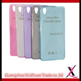 Wholesale Alibaba transparent Ultra Thin Clear Rubber Soft TPU Matte Back Cover Phone Case for Infinix