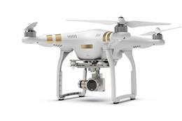 Promotion vidéo rc Original DJI Phantom 3 professionnel RC hélicoptère 4K vidéo 12 mégapixels caméra intégré de 3 axes système de vol de stabilisation gratuit DHL