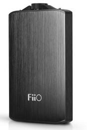 FiiO A3(E11K) OPA1642+AD8397 HiFi Portable Mini Headphone Amplifier 100% New in Original Box BLACK SILVER
