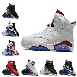 Wholesale 100 high quality Air Retro OG Maroon Infrared man basketball shoes Retro Carmine sneaker shoes size eur