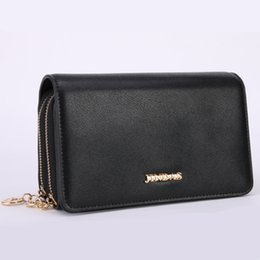 Wholesale Satin Red Gift Bags - Mini Womens Clutch Bags Plain PU Half Moon Evening Clutch Bags Chirstmas and Valentines Day Gifts P800002
