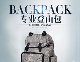 Wholesale New Arrivel And Perfect Brand New Backpack Nylon Outdoor Backpacks Climbing Package Hiking bag Best Gift For Our Friend And Family