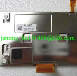 100% New LQ050T5DG01 LQ050T5DG02 LCD Display 5 inch screen for Car Navigation LCD monitor HB TFT LED