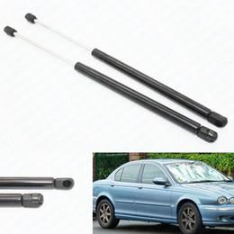 Wholesale 2PCS Truck Front Hood Bonnet Lift Supports Shock Car Gas Struts fits for Jaguar X Type