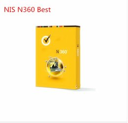 Wholesale Amazing Norton Internet Security NIS N360 Year PC For Computer PC