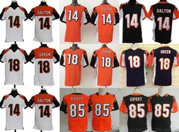 Wholesale 2016 Youth Jerseys Andy Dalton A J Green Tyler Eifert Kids Stitched Jerseys Free Drop Shipping