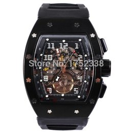 Wholesale dial Deluxe barrel dial watch black man watches mechanical watches watches top brands fan shiobusiness