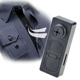 Mini-libre caméra cachée en Ligne-Mini caméras DVR mini caméscope bouton Caméras Spy DVR Caméra cachée vedio enregistreur appareil d'écoute livraison gratuite