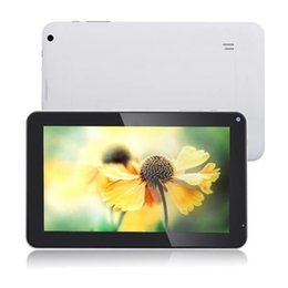 9 inch Tablet pc Android 4.2 Dual Core Allwinner A23 1.5Ghz Dual Camera Wifi 512MB 8GB