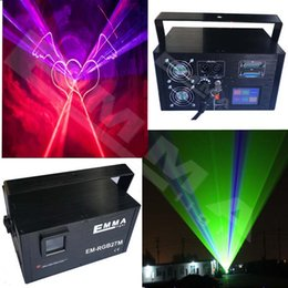Wholesale High quality stage light equipment W animation laser rgb full color laser show online