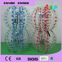 Wholesale m mm PVCInflatable human hamster ball zorb ball loopy ball bubble soccer ball for sale
