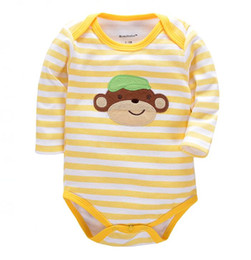 baby clothes 100% Cotton winter baby rompers Costume Toddler Long Sleeve Roupas Clothing Baby Wear Infant Jumpsuit Bebe Infantil
