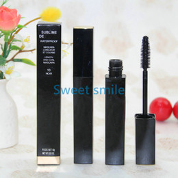 Wholesale Brand SUBLIME Waterproof Mascara Longueu ET courbe length and curl mascara noir g mascara