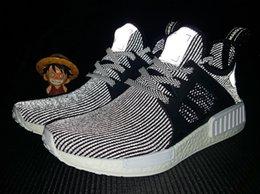 Wholesale 40 quality Noctilucent light originals nmd xr1 man sports shoes drop shipping