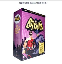 Wholesale TV series Batman complete television series DVD full Set Version Complete series DVD Boxset pc ePacket free