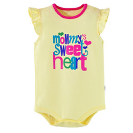 Wholesale Baby Girls Clothes Newborn Bodysuits Cotton Overall Infant Body Cover One-piece Dress Toddler Jumpsuit Tops T-Shirts