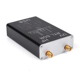 Wholesale 100KHz GHz Full Band UHF VHF RTL SDR USB Tuner Receiver R820T Ham Software Defined Radio