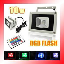 10w 20w 30w 50w 100w Beautiful Design RGB LED Outdoor Waterproof Flood Light Wash Floodlight Spotlight Lighting AC85-265V