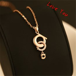 Real Gold Plated Choker Necklace Crystal Round Pendant Necklace for Women Fashion Jewelry Costume Accessories