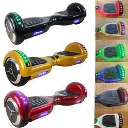 2016 hoverboard bluetooth LED Scooter Bluetooth Speaker Hoverboard Electric Scooter Smart electric unicycle Self Balancing Skateboard