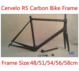 Wholesale 2016 Cervelo R5 new carbon bike frames with BB Right converter can be customized full carbon frames