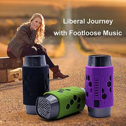 Multifunction Waterproof Grenade Bluetooth Speaker with LED torch Lamp,TF card play,handsfree Mic,Aux-in Bike Stereo Camping Speaker SOU-001