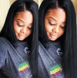 Malaysian Full Lace Wigs 7a Long Wigs Human Hair Straight Wigs 10inch-26inch Full Lace Human Hair Wigs For Black Women