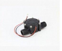 Eaux fraîches à vendre-12V haute puissance miniature générateur de débit d'eau hydraulique type pipeline générateur hydraulique de refroidissement du générateur générateur de 380v