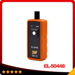 Wholesale EL Tire Pressure Monitor Sensor TPMS Activation Tool EL For SPX Tool New Car Vehice Auto Automotive DHL