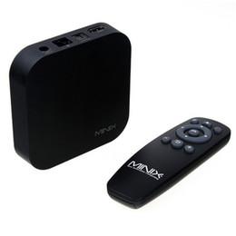 Original MINIX X5 mini Android TV Box RK3066 Dual Core 1.6GHz 1GB 8GB WiFi HDMI Smart Media Player