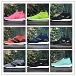 Free Shipping Ace 16+PureControl Primeknit Uncaged Ultra Boost Running Shoes David BeckhamAA High Quality Size 5.5 11 Wholesale