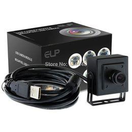 Wholesale 2 mm lens CMOS OV9712 x720 hd aluminum mini box free driver uvc webcam video camera with usb