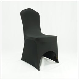 Wholesale best sale cheap wedding spandex chair cover pieces per