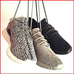 Wholesale Wailly Quality Boost Shoes Pirate Black Moonrock Tan White Kanye West Boosts Size Outdoor Light Running Shoes