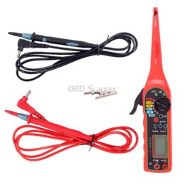 Wholesale Car Auto Power Electric Circuit Tester Multimeter Lamp Probe Light Volt Auto Circuit Tester Cheap lamp High Quality tester bench