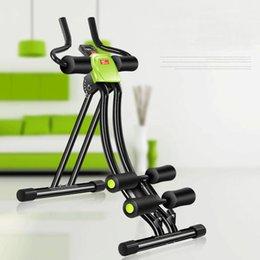 Wholesale Minute Shaper fitness equipment Vertical Abdomen Machine abdominal machine ab abdomen machine AB coaster round waist trainer