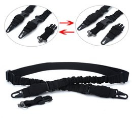 "Rifle Sling Multi-Use 2 Point 2-IN-1 with Extra 1""QD Sling Mount Adjustable Strap Cord for Outdoor Sprots Or Huntings"