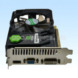 100% New NVIDIA GeForce 9500GT 1GB DDR3 HDMI VGA DVI PCI-E16X DirectX 10 Graphic Card Drop shipping Free Shipping
