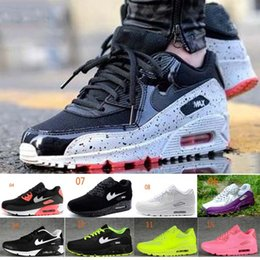 Wholesale 2016 Sports Max Cushion Woven Running Shoes Max Women Running Sneaker American Air Hyperfuse Sports Trainers EUR