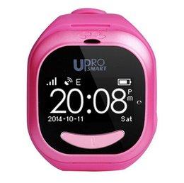 Wholesale New UPro P5 GPS WIFI Smart Intelligent Kids baby monitor gp sos tracker digital wrist Watch Tracking Device for Children