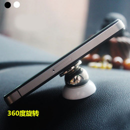 Wholesale Multifunctional holder magnetic bracket degree rotating mobile phone rack mobile phone multi function energy magnet bracket car holder