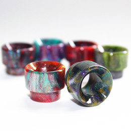 Wholesale resin drip tip for Smok TFV8 Atomizer Smoktech ml TFV8 Cloud Beast Tank With V8 T8 V8 Q4 Coil Head Best Updated TFV4 Tank Original