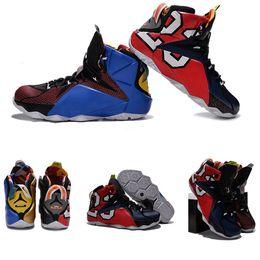 Wholesale What The LB Basketball Shoes Sneakers Sports Hombre Mens Man L James Elite Premium Original Basket Shoe Yellow