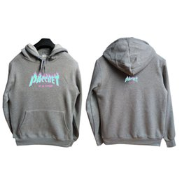 Wholesale men women brand off white hoodie Skateboard thrasher sudaderas hombre flame paccbet Amore raglan palace Hoodies coat sweatshirt