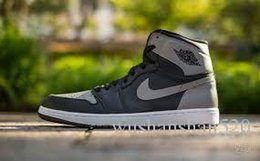 Wholesale Air Jordan Retro High OG quot Shadow quot Black Soft Grey Jordans Retros s Chicago Black Shadow Bred Banned Royal Shadow With Box