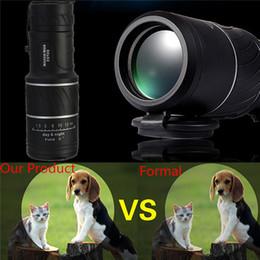 Lente de enfoque dual en venta-Alta calidad mini 30x52 dual para el foco de la lente óptica Día de la visión nocturna de blindaje Viajes Turismo telescopio monocular Prismáticos Alcance